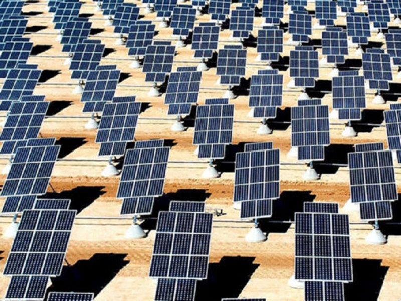 Several advantages of solar photovoltaic power generation