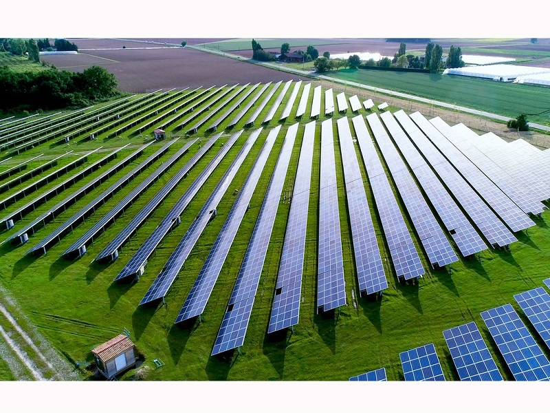 The economic benefits and future development of solar photovoltaic lighting